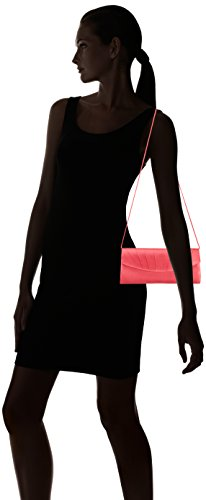 Paco Mena 35 Red Bag Basic Coral Rot Women's rrxnfS