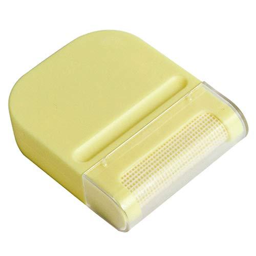 Uscharm Lint Remover Rendodon Fuzz Pellet Cut Machine Epilator Sweater Clothes (Yellow)