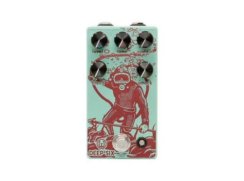 Walrus Audio Deep Six Compressor V3 Guitar Effect ()