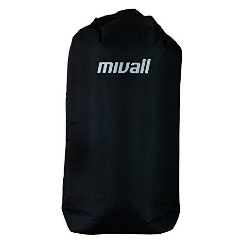 Mivall Flightbag Rucksackschutz Schutzsack für Rucksack und Taschen