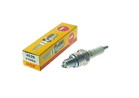 31IWldJipPL._SX463_ amazon com ngk c7hsa spark plug gy6 49cc 50cc 150cc chinese 49Cc Scooter Wiring Diagram at edmiracle.co