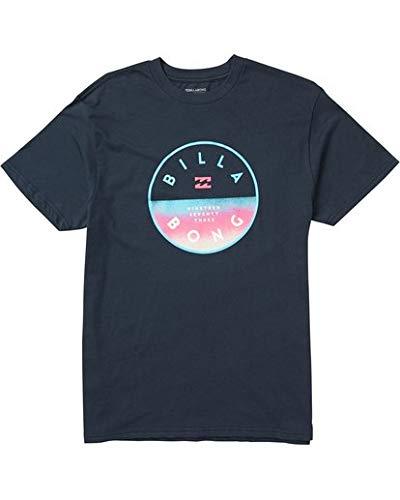 Billabong Men's T-Shirts, Navy, 2XL