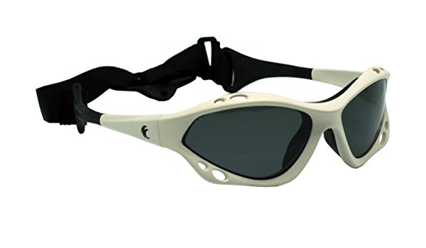 Clear lens glasses for sports in night time kitesurfing windsurfing wakeboard