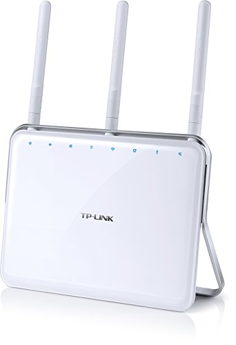 TP-Link All-in-One BOX AC750 DECT Telefonie Gigabit WLAN Modemrouter Archer VR200v (VDSL/ADSL, kompatibel mit Telekom/1+1/Vodafone/O2 und anderen Netzbetreibern, 433 Mbit/s(5 GHz)+300 Mbit/s(2.4 GHz), MU-MIMO, Beamforming, DECT Basis und Mediaserver)