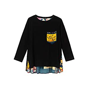Desigual Women's T-Shirt Lindsey