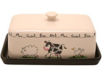 Home Farm Butter Dish (Butter Dish Cow compare prices)