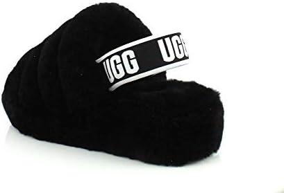 UGG Womens Fluff Yeah Slide Slipper