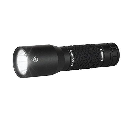 - LUX-PRO LP600C 350 Lumen Tactical Flashlight