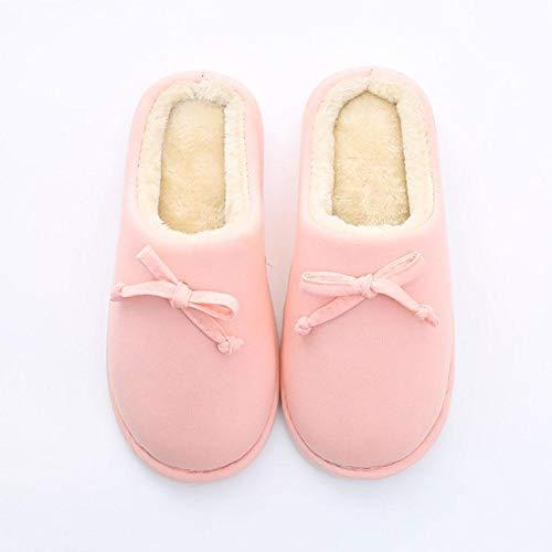 Slittata Eu Cotone Pantofole Coperto 001 Zhang2 Felpa Pantofole eu37 Al Lovers 43 Di Inverno 8AUpq6