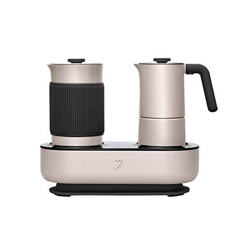 XIAO&WEICHENG Cafetera Mini Máquina De Café Espresso ...