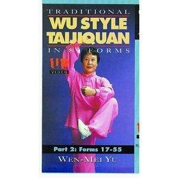 Chinese Wu Style Taijiquan Tai Chi Chuan 89 Forms 17 55  2 Dvd Wen Mei Yu Quan Yuo