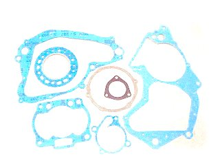 Outlaw Racing OR3753 Complete Full Engine Gasket Set Suzuki RM250 1984-1985 Dirt Kit