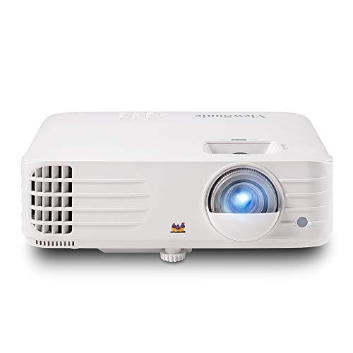 ViewSonic PX703HD 1080p Projector with 3500 Lumens DLP 3D Dual HDMI Sports Mode and Low Input Lag for Home Theater and Gaming