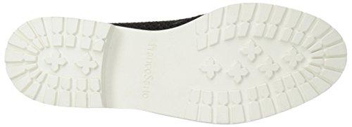 Celeste Black Sarto Women's Flat Loafer Franco qnFU08wE