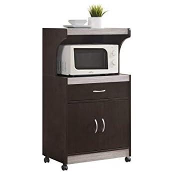 Amazon.com: Tribesigns - Soporte para horno de microondas ...