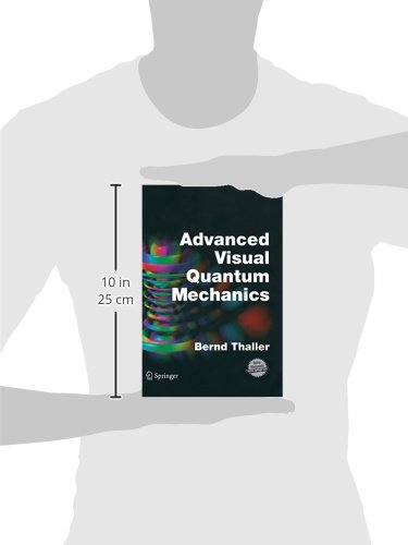 Advanced Visual Quantum Mechanics