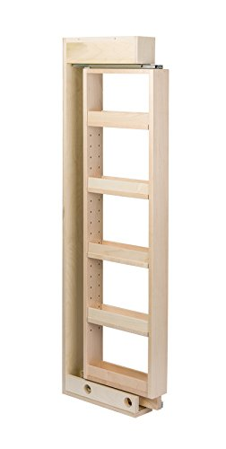 Century Components WCF342PF Pull-Out Wood Wall Cabinet Filler - 3