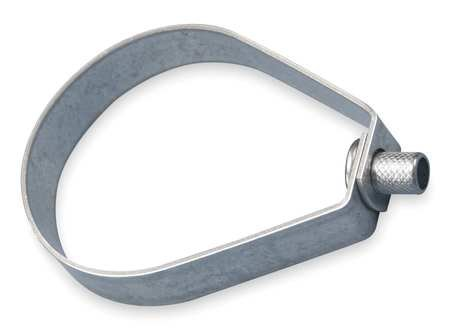 Swivel Loop Hanger, Size 4 In - Type Hanger Swivel