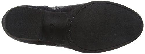 Chelsea Di Colore In nero Besti Boots Moda Delle Pelle Donne wgZtaqtA0
