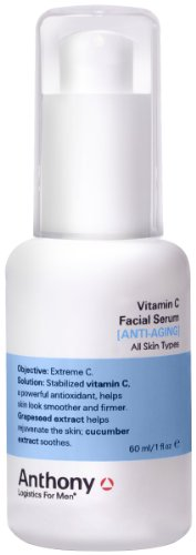 Anthony Logistics For Men Vitamin C Serum, 1 oz