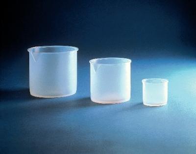 D1069536-50 mL (1.7 oz.) - Chemware Beakers, Teflon PFA, Saint-Gobain Performance Plastics - Each