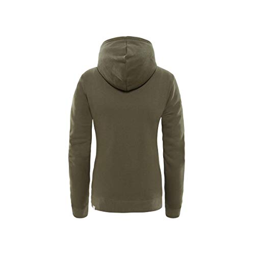 Drew North Felpa The Face Cappuccio T0a8mu Donna Con Peak Verde qPTPYw
