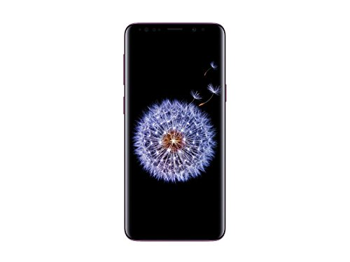 Samsung Galaxy S9 G960U 64GB Unlocked GSM 4G LTE Phone w/ 12MP Camera - Lilac Purple (Renewed) (Pink Straight Talk Phones)
