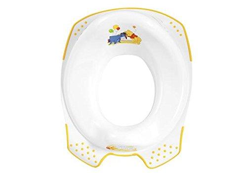 OKTKids 843391E Kinder-Toilettensitz Winnie Puuh & Freunde, weiß weiß prima baby 10819100003