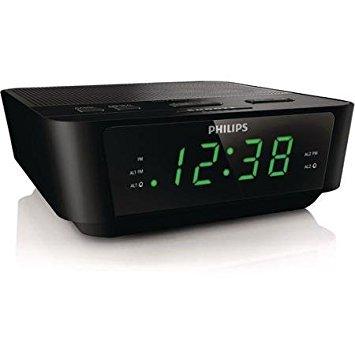 1080P HD WIFI AM/FM Alarm Clock Radio Spy Camera Wireless IP P2P Covert Hidden Nanny Camera Spy Gadget with Free Mobile App No Monthly Fee (16GB, WI-FI MODEL ) (Nanny Cam Air Purifier)