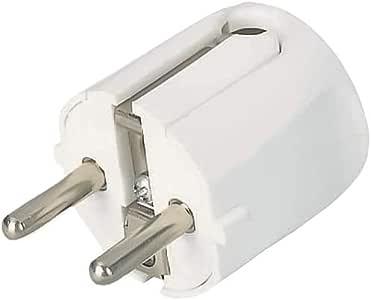 PremiumCord stekker 230 V 16 A, netwerk 230 V, kleur wit