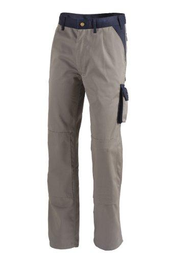 Mascot 00979-430-881-90C46 Torino Pantalon Taille Longueur 90 cm/C46 Anthracite/Bleu Marine