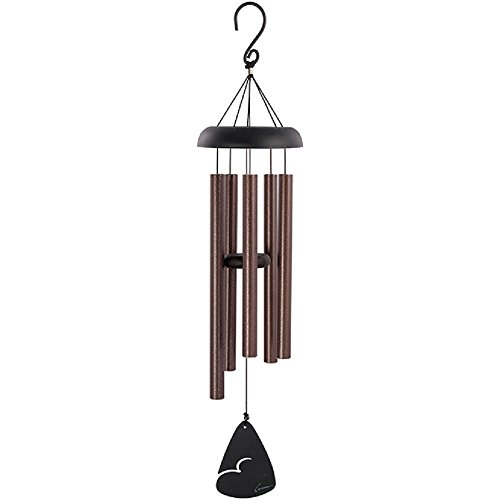 Carson Home Accents Signature Series Chimes 30-Inch Bronze Fleck Chime ()