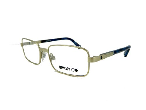 Spy - Hunter Brushed Chrome With Navy Temples - Sunglasses Spy Outlet