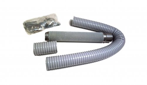 Rinnai FOT-103 ES38 Vent Pipe Extension Kit, 21-Inch - 40-Inch by Rinnai