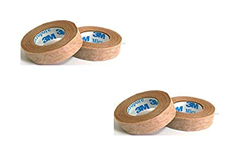 3M Micropore Tan Surgical Tape 0.5