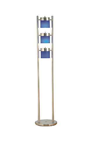 Major-Q Bliss Upscale Floor Lamp Collection (3031F-BL)