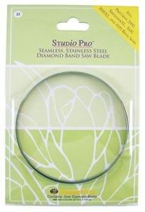 Diamond Band Saw Blades - Studio Pro Stainless Steel Diamond Band Saw Blade