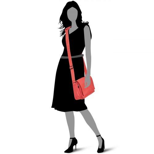 PicardHITEC - Bolso bandolera Mujer Negro