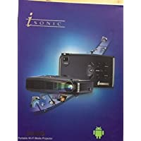 Isonic 600HD Portable Wi-Fi Media Projector