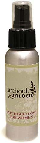Patchouli Garden - Patchouli Love for Women Perfume Body Spray 2.5 Ounces