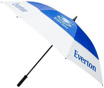 Everton FC Parapluie de golf Bleu/Blanc by Everton F.C. (Image #1)