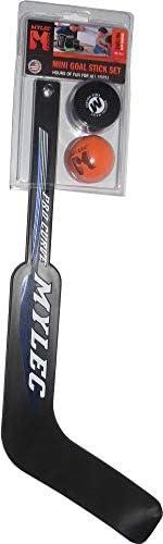 Mylec Mini Goalie Stick Set