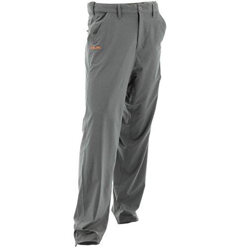 Marolina Outdoor H2000012CGYS Huk Next Level Pants, Charcoal, Small