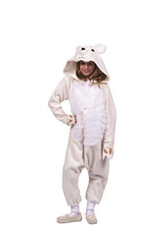 RG Costumes 40155-S Polar Bear Funsies- Small ()