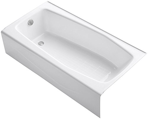 Kohler K-715-0 White Villager Collection 60