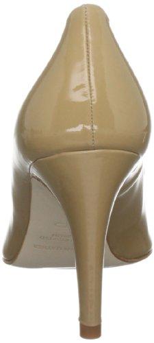 De A Marrón Aconite Zapatos Pied camel braun Cuero Terre Para Mujer Vestir wOIanB