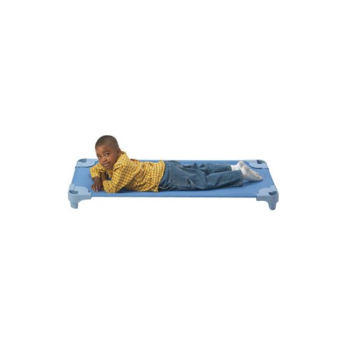 Angels Kids Toddler Home Daycare Rest Premier Cot Bed Toys Christmas Gift ()