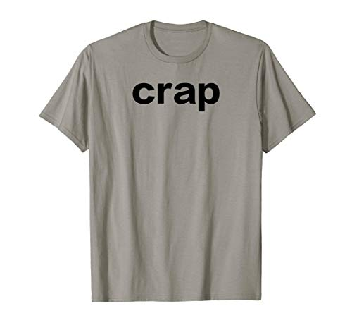 Crap T-Shirt Jackass Skateboard Knoxville Skate BAM ()