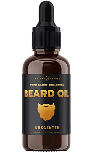 Beard Oil Conditioner Unscented Strengthens product image