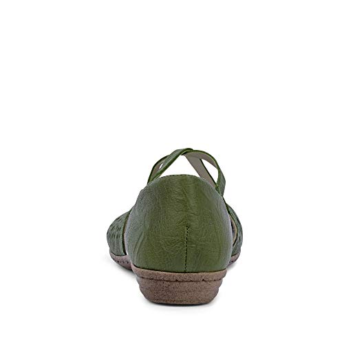 Verde efeu Rieker Donna Ballerine 52 53955 52 xaOXI